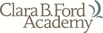 Clara B. Ford Academy logo